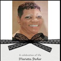 Marietta Lee Parker
