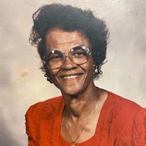 Savannah Mae Hairston Davis