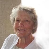 Mrs. Margaret Joanne Ellis Alborg