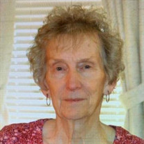 Betty Jean Burrell Emory