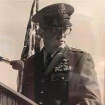 Colonel Richard Brychcy, USAF, Retired
