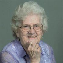 June D McCullough