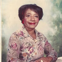 Mrs. Evelyn Rucker Wright