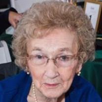 Jean Elizabeth Medlin Matthews