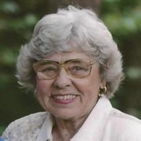 Norma L. (Hill) Spongberg