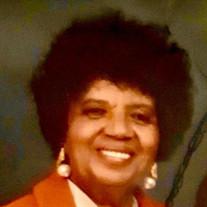 Mrs. Gertie Driver Brown