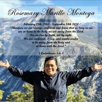 Rosemary Murillo Montoya