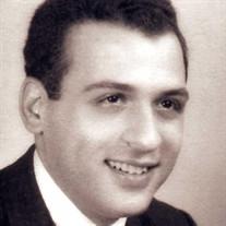 """Mr. Vito S. """"Bucky"""" Mole"""