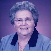 Mary Ann Goodwin