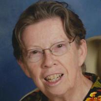 Barbara Ann Cragg