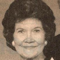 Mrs. Ora Belle Pruitt Garner