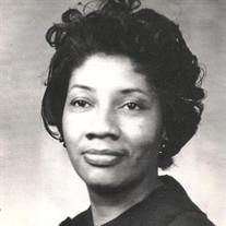 Mrs. Nancy Eva Evans