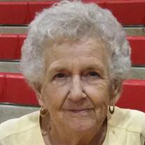 Shirley Jean Hudspeth Andrews