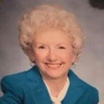 Myrtle Frances Fain Matthews