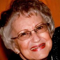 Elizabeth Jean Barrett