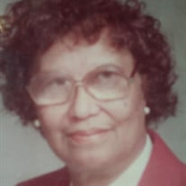 Mrs. Dorothy Evelyn Bass