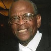 Pastor Walter Lee McKoy