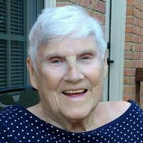 Mildred Ann Minter Manuel