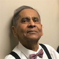 Mirle (Shekar) B. Chandrashekar