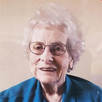 Mrs. Marilyn C Butterfloss (Courtesy)