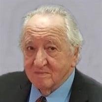 Rev. David Earl Tripp