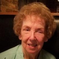 Mrs. Goldie Tidwell Platé