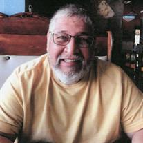 Jon Charles Moraga