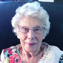 Thelma Harriet Larson