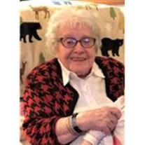 Doris Mae Burkhart Kale