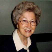 Vera Joyce Chaffin