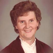 Mildred Ann Martin