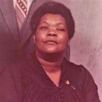 Alma Ruth Gilbert