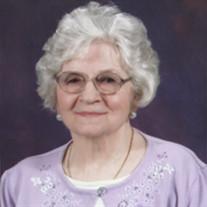 Lillian Hosay Miller McNeese