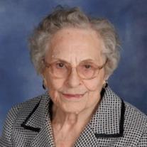 Nettie Elizabeth Russell