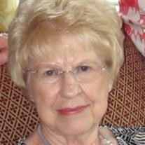 Margaret Ruth Elrod