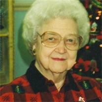Mildred Beasley Wheeler
