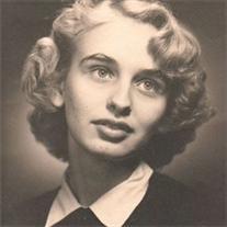 Mary Evelyn Hamlett