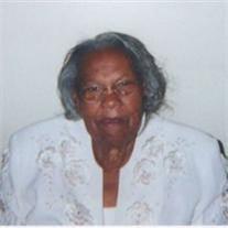 Alma Hobson Houston