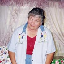 Mrs. Kay Francis Rackley Newton