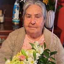 María de Jesús Hernández Ruiz
