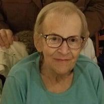 Gladys Alma Gibson