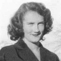 Annie Mae Atkin Harvey