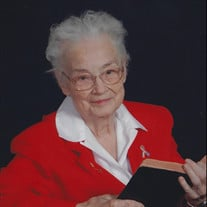 Geraldine Anna Wilson