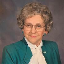 Mrs. Lillie Ovaline Nichols Vickery