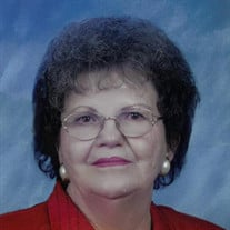 Betty Arlene Wright Helms