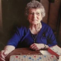 Gertrude M. Ewald