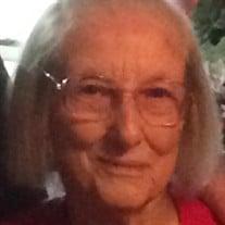 Mrs. Mattie L Ridgeway