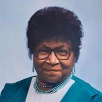 Mrs. Velma Evans