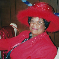 Mrs. Annie Mae Colston
