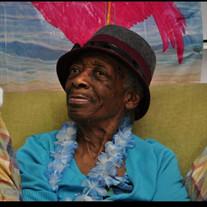 Bessie Marie Stewart